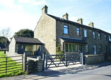 Thumbnail 4 bedroom end terrace house for sale in New Lane Terrace, Farnley Tyas, Huddersfield, West Yorkshire