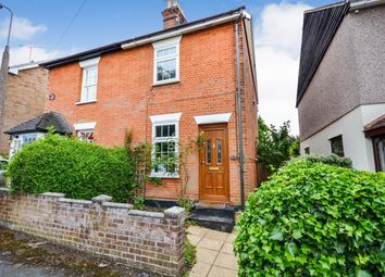 Thumbnail 3 bed semi-detached house for sale in Coleridge Walk, Hutton, Brentwood