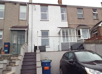 Thumbnail 3 bed terraced house to rent in Sea View Terrace, Y Felinheli