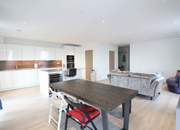 Thumbnail 3 bed flat to rent in Skyline Apartments, Woodberry Down, London