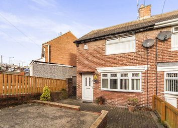 Thumbnail 2 bed semi-detached house for sale in Runcorn Road, Redhouse, Sunderland