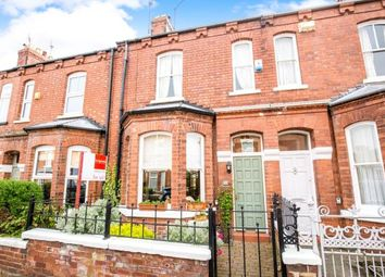 Thumbnail 2 bed terraced house for sale in Lindley Street, Holgate, York, England