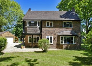 Thumbnail 4 bed detached house for sale in Holmsley Road, New Milton
