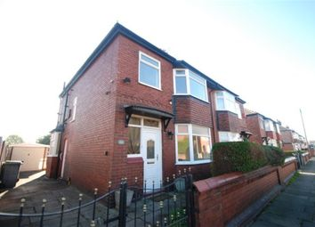 Thumbnail 3 bed semi-detached house to rent in Woodbridge Avenue, Audenshaw, Manchester