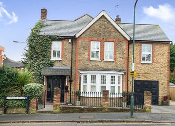 Thumbnail 5 bed detached house for sale in Church Avenue, Sidcup