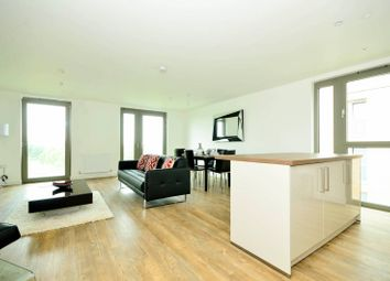 Thumbnail 3 bed flat to rent in Waterside Park, Royal Docks