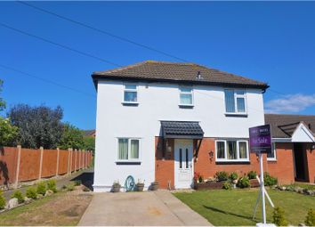 Thumbnail 4 bed semi-detached house for sale in Lon Eglyn, Rhyl