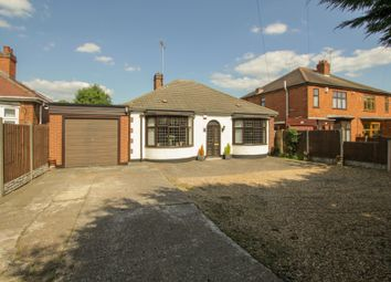 Thumbnail 3 bed detached bungalow for sale in Tutbury Road, Burton-On-Trent