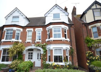 Thumbnail 5 bedroom semi-detached house for sale in Gainsborough Road, Felixstowe