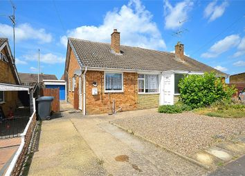 Thumbnail 3 bed semi-detached bungalow for sale in 33 The Banks, Hackleton, Northampton
