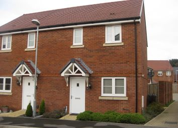 Thumbnail 2 bed semi-detached house to rent in Shearwater Drive, Bracknell