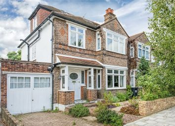 Thumbnail 4 bed semi-detached house for sale in Eastbourne Road, Grove Park, Chiswick, London