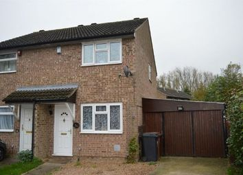 Thumbnail 2 bed semi-detached house for sale in Manorfield Road, Little Billing, Northampton