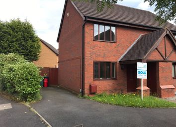 Thumbnail 2 bedroom semi-detached house to rent in Patricia Drive, Tipton