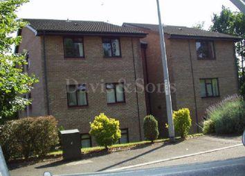 Thumbnail 1 bed flat to rent in William Morris Drive, Newport, Newport.