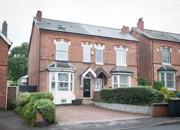 Thumbnail 4 bed semi-detached house for sale in Boldmere Road, Sutton Coldfield