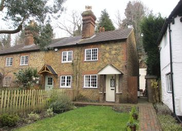 Thumbnail 2 bed terraced house to rent in Brighton Road, Godalming