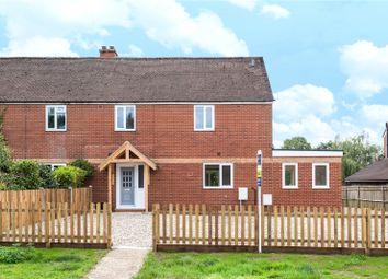 Henley Wood, Chelsham Common, Warlingham, Surrey CR6. 4 bed semi-detached house