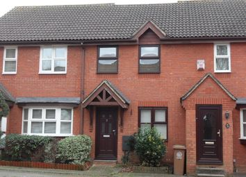 Thumbnail 2 bed terraced house to rent in Chartwell Gardens, North Cheam, Sutton