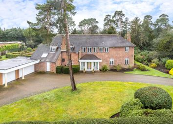 Bishops Walk, Shirley Hills, Croydon, Surrey CR0. 5 bed detached house for sale