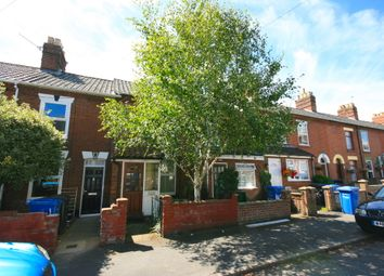 Thumbnail 2 bed terraced house for sale in Marlborough Road NR3, Close To Norwich City Centre
