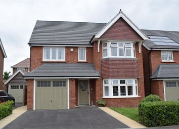Thumbnail 4 bed detached house for sale in Trilby Road, Atherstone