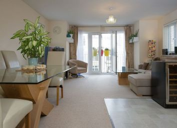 Thumbnail 3 bedroom flat for sale in Flawn Way, Eynesbury, St. Neots
