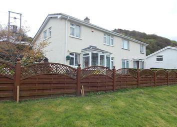 Thumbnail 3 bed semi-detached house for sale in Haulfryn, Clydach, Abergavenny