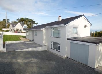 Thumbnail 3 bed bungalow for sale in Ffordd Cynlas, Benllech, Anglesey, North Wales