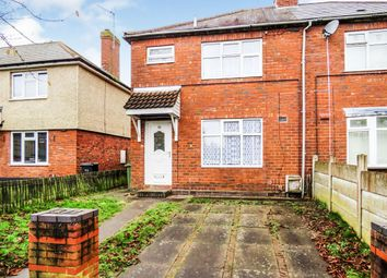 3 bed semi-detached house for sale in Keats Road, The Scotlands, Wolverhampton WV10