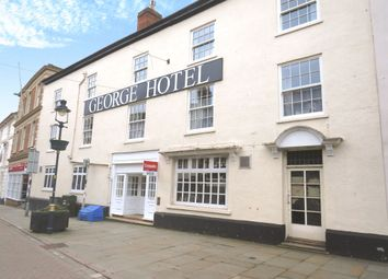 Thumbnail 3 bed flat for sale in High Street, Melton Mowbray