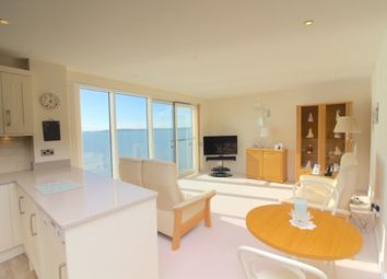 Thumbnail 1 bed flat for sale in Meridian Tower, Swansea