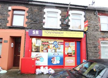 Thumbnail Retail premises to let in Clydachroad, Tonypandy -, Tonypandy