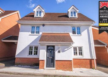 Thumbnail 4 bed detached house for sale in Hayden Road, Waltham Abbey