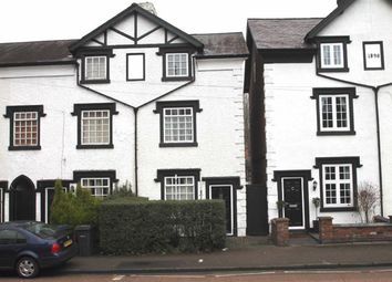 Thumbnail 3 bedroom terraced house for sale in Northfield Road, Harborne, Birmingham