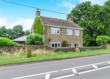 Thumbnail 4 bedroom farmhouse for sale in Baslow Road, Eastmoor, Chesterfield