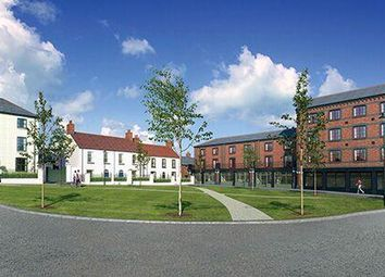 Thumbnail 2 bed flat for sale in Reeve Street, Poundbury, Dorchester
