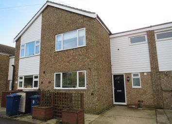 Thumbnail 3 bed terraced house for sale in Clarkes Way, Bassingbourn, Royston