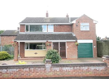 Thumbnail 4 bed detached house for sale in Manners Road, Balderton, Newark, Nottinghamshire.