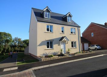 Thumbnail 5 bed detached house for sale in The Mead, Keynsham, Bristol