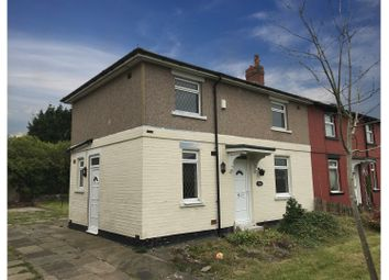Thumbnail 3 bedroom semi-detached house for sale in Ormondroyd Avenue, Bradford