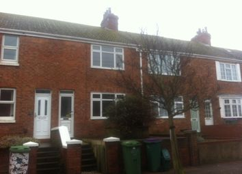 Thumbnail 2 bed terraced house to rent in Southbourne Road, Folkestone
