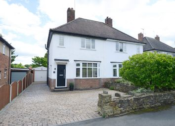 Thumbnail 2 bed semi-detached house for sale in Yew Tree Drive, Chesterfield