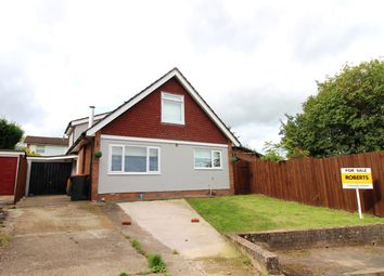 Thumbnail 5 bed detached bungalow for sale in Harrow Close, Caerleon, Newport