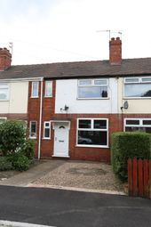 Thumbnail 2 bed terraced house to rent in Hamlyn Drive, Anlaby Road, Hull