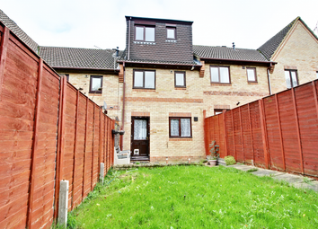 Thumbnail 3 bed terraced house for sale in Bowling Green Drive, Hook