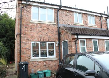 Thumbnail 4 bed shared accommodation to rent in Derwent House Mews, Osbaldwick Lane, York