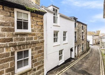 Thumbnail 4 bed cottage for sale in Street-An-Garrow, St. Ives