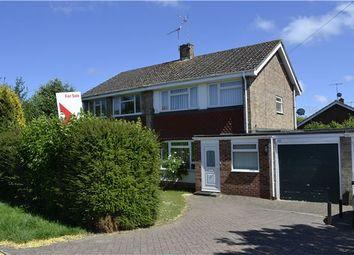 Thumbnail 3 bed semi-detached house for sale in Telston Lane, Otford, Sevenoaks, Kent