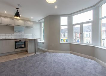 Thumbnail 1 bed flat for sale in Cowbridge Road East, Victoria Park, Cardiff